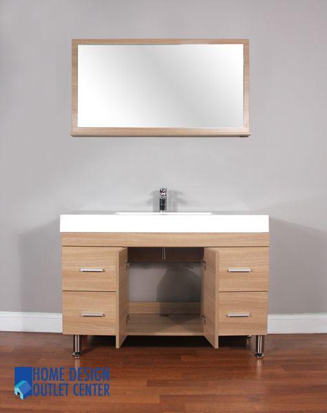 At 8042 L Modern Bathroom Vanity Home Design Outlet Center Modern Bathroom Vanity House Furniture Design House Design