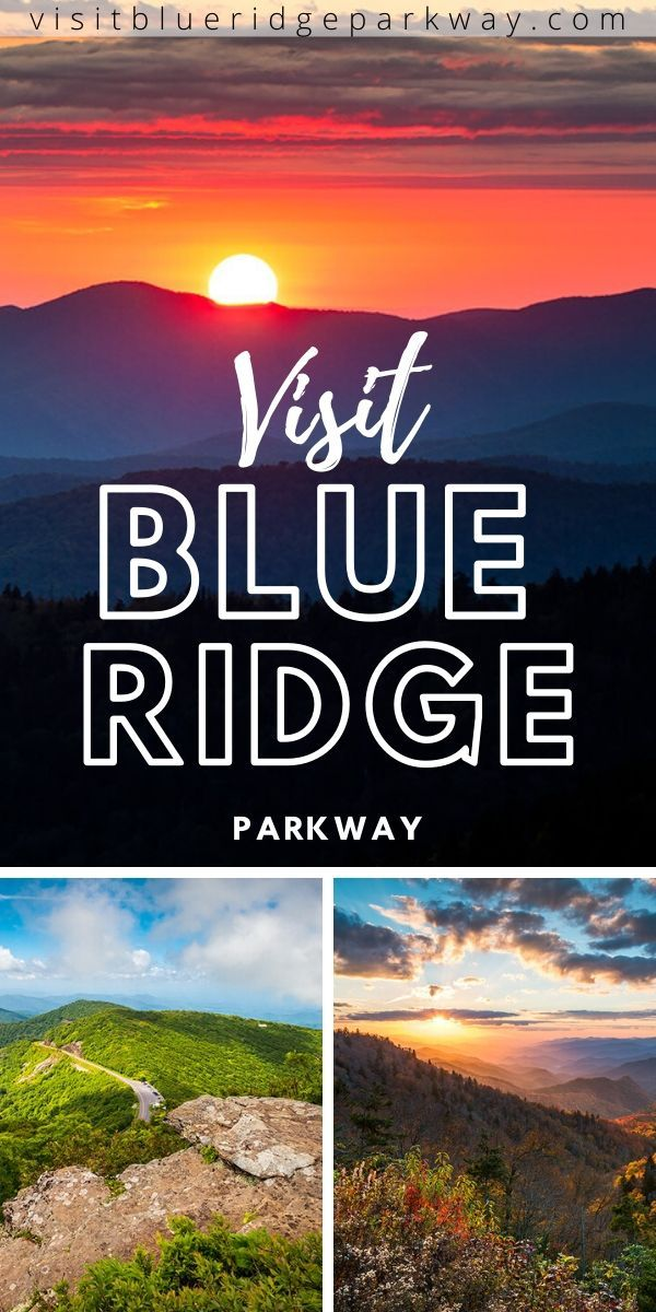 Travel Destinations to See on Your Next Blue Ridge Parkway Road Trip