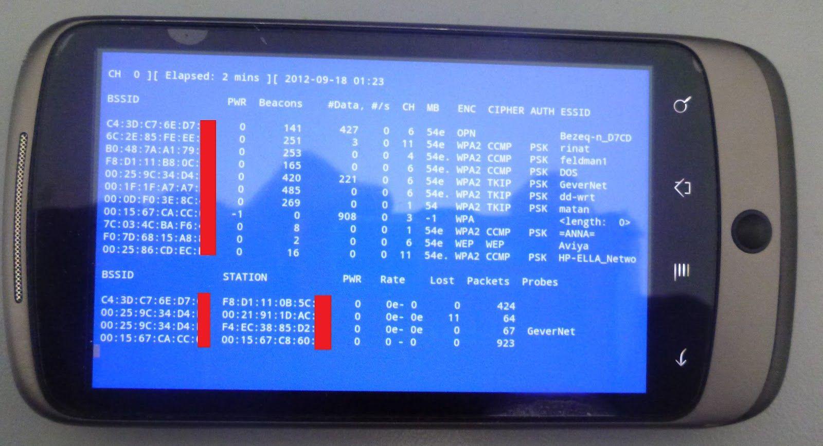 Image Result For Cracker Un Mot De Passe Wifi