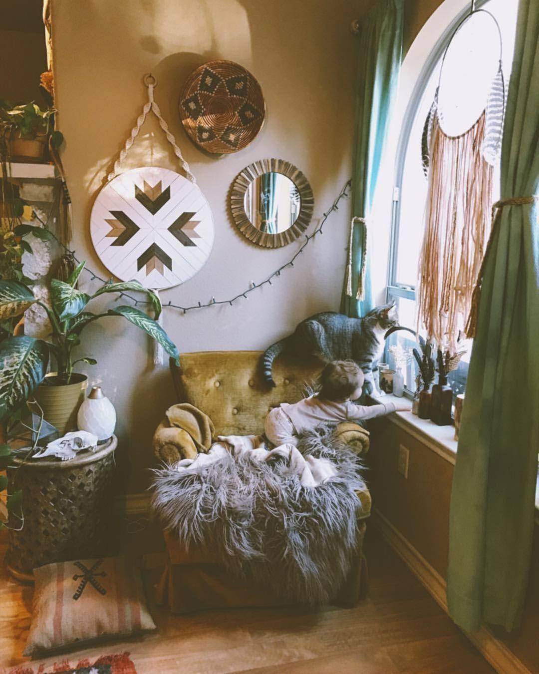 Diy Hippie House Decor Ideas