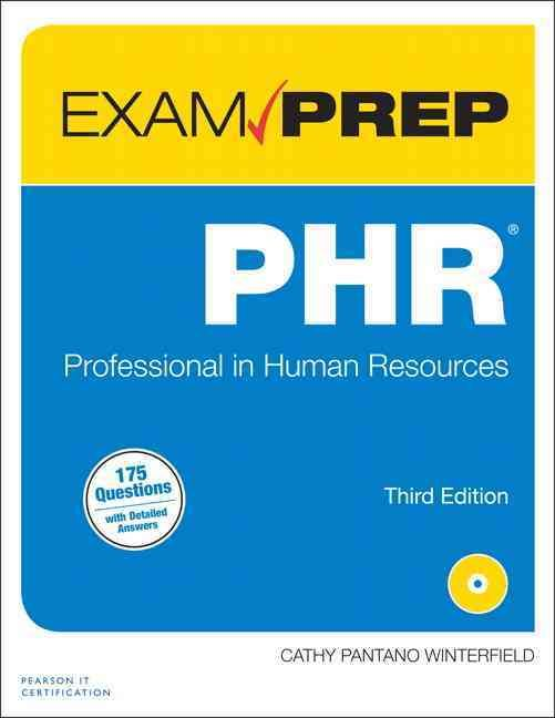 Phr Exam Prep Professional In Human Resources They Actually Pay