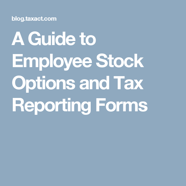 Non-Qualified Stock Options - TurboTax Tax Tips & Videos