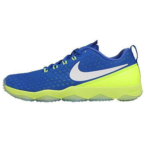 Nike Mens Zoom Hypercross TR2 GAME ROYALWHITEVOLT 10 M US
