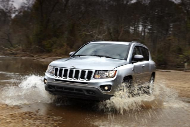 12 Fuel Efficient Suvs And Crossovers With Images Jeep Compass
