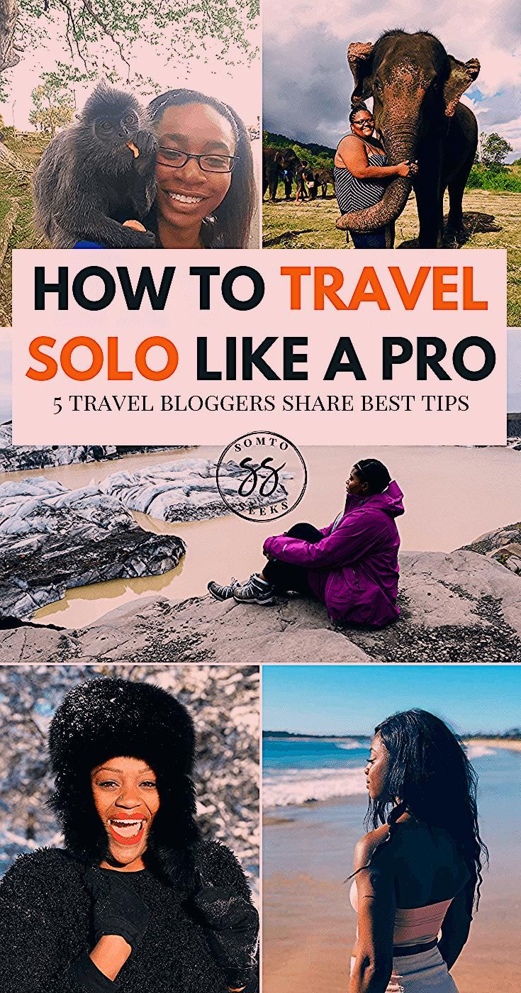 Photo of Solo Travel For Black Women: 5 Travel Bloggers Share Their Best Tips