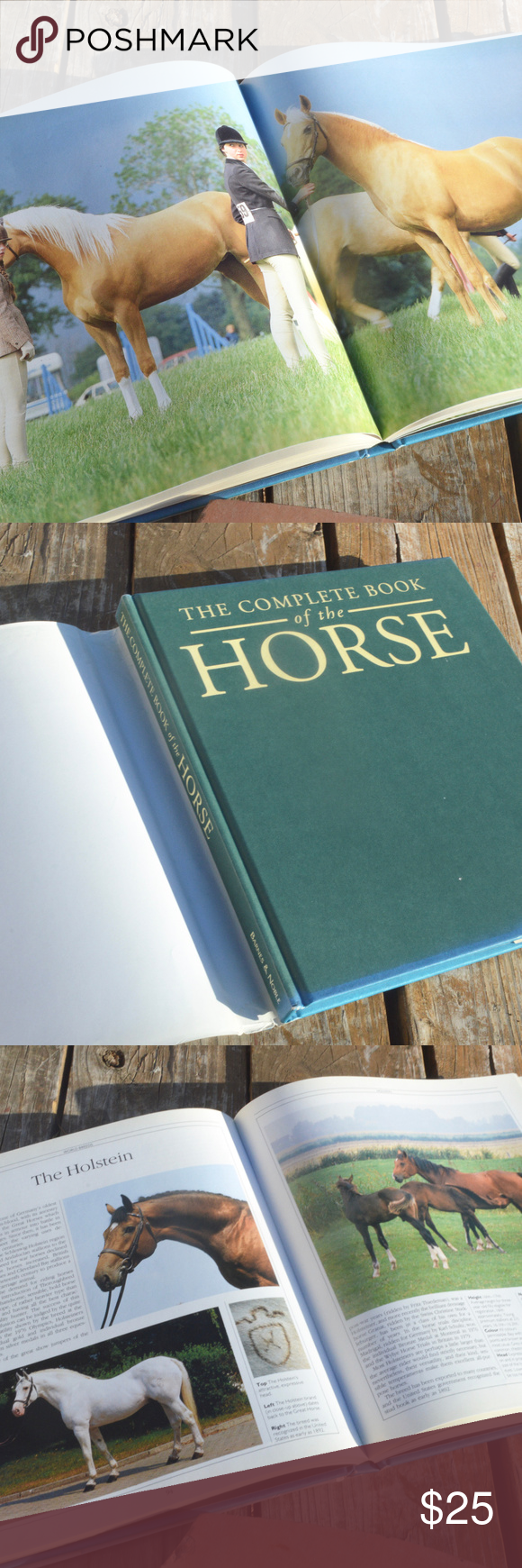 The Complete Book Of The Horse Coffee Table Book Thank You For