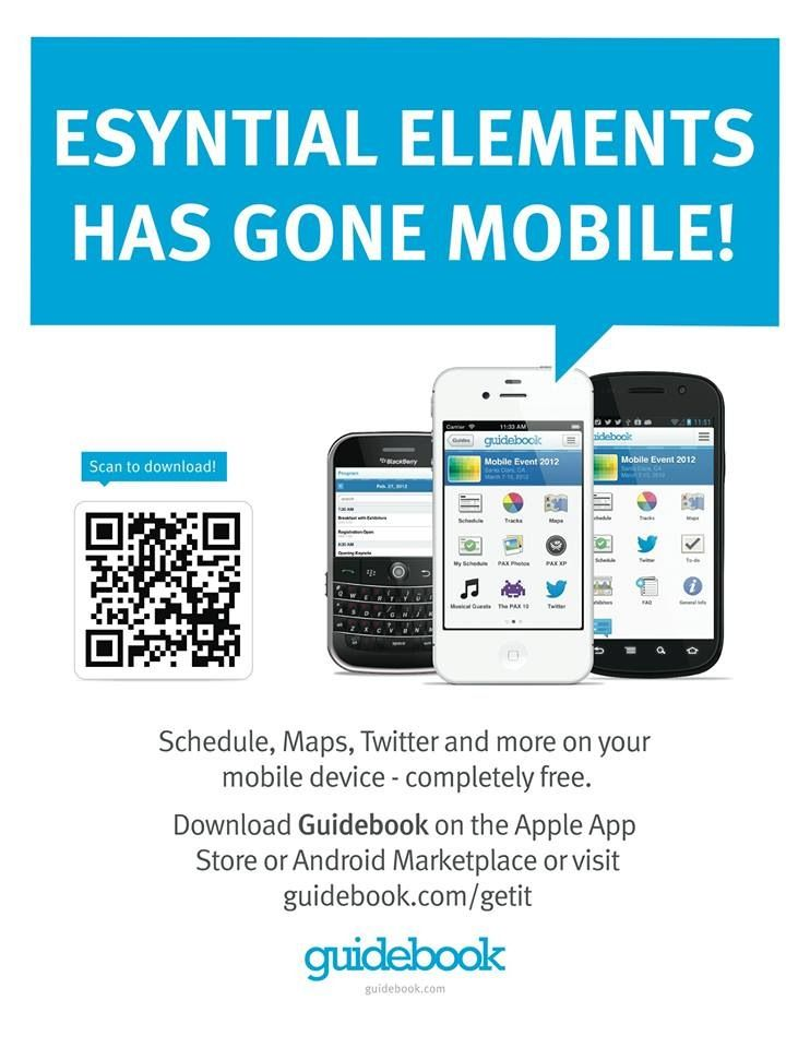 Download our Esyntial Element Smartphone App!