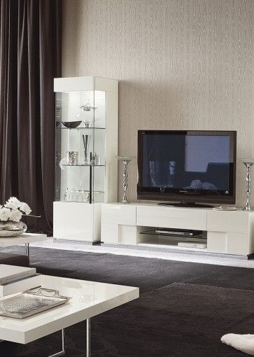 Canova 1 Door Curio Left Alf Da Fre Cheap Furniture Stores Cheap Patio Furniture Small Bedroom Furniture