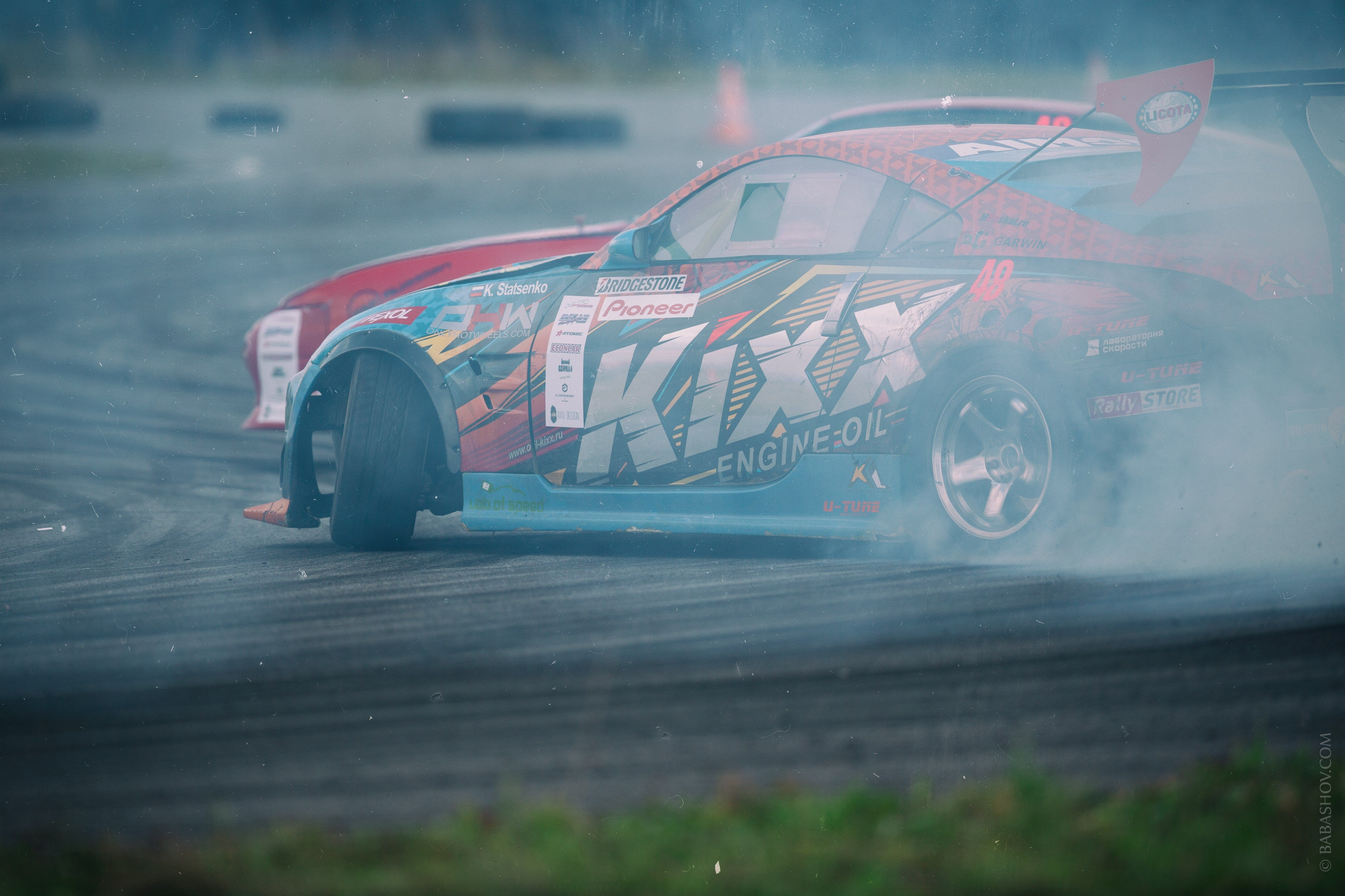 free pictures drifting, 2062 kB - Templeton Peacock