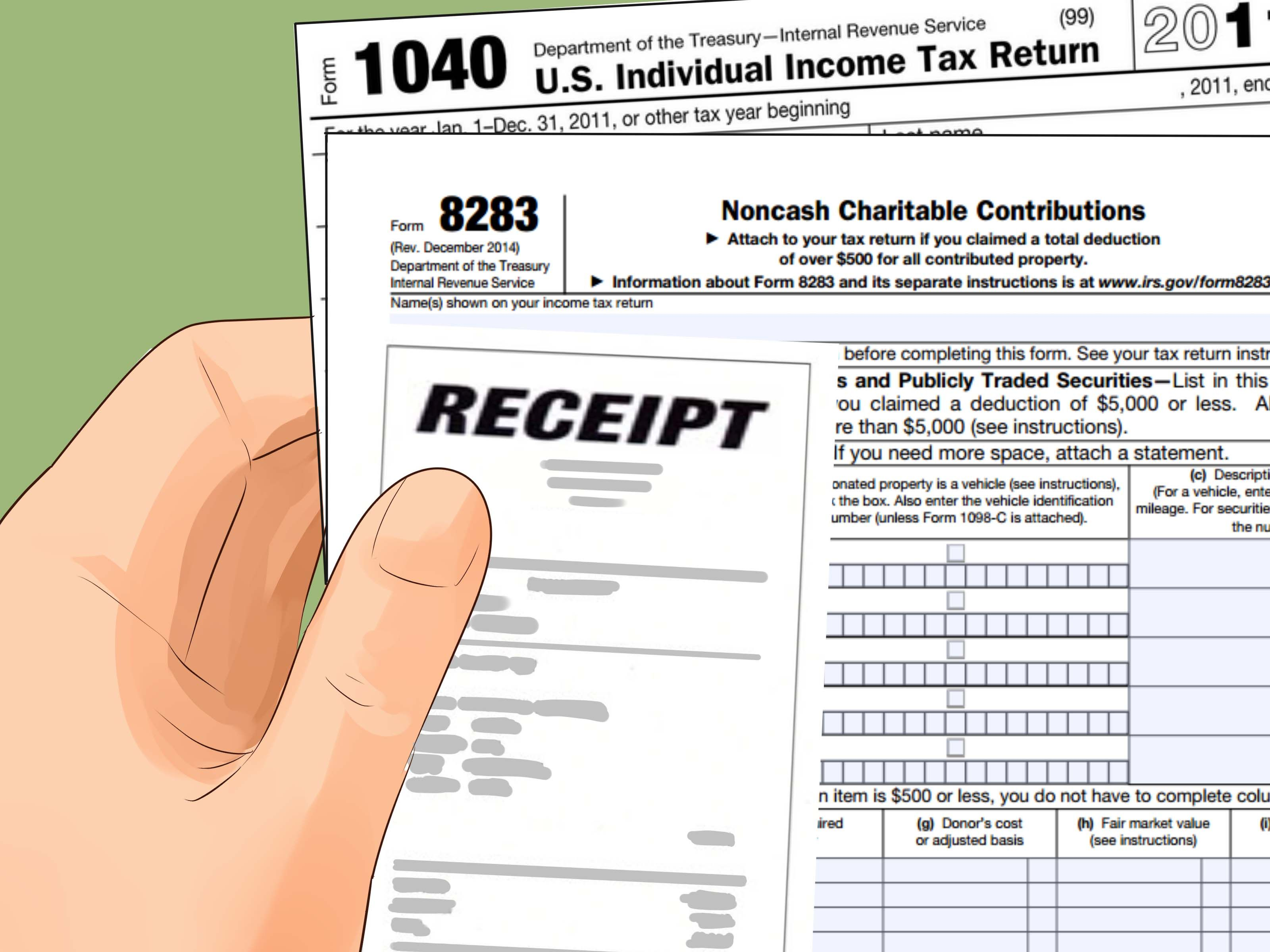 How To Get Tax Deductions On Goodwill Donations
