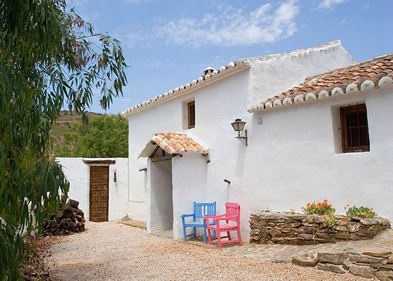 Beautifully Restored Farmhouse | Holiday in Andalucia, Spain
