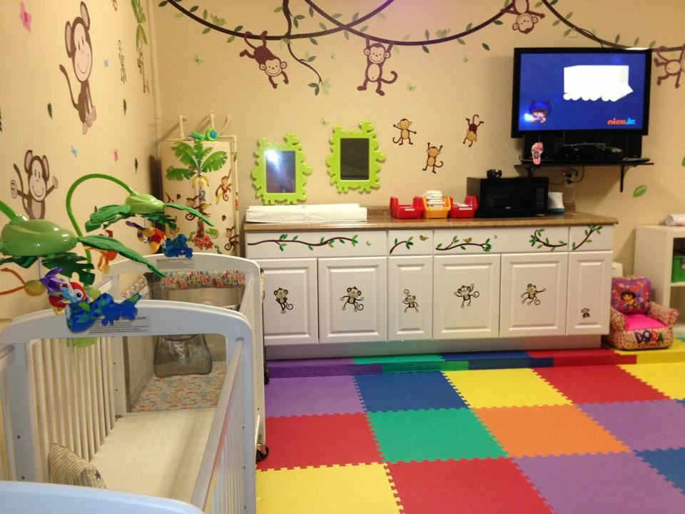 Infant And Toddler Room Daycare Rooms Daycare Decor Home