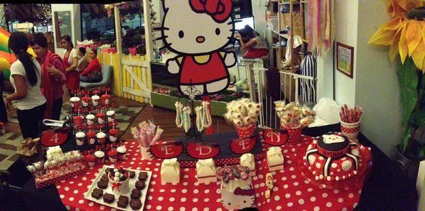 The original Hello Kitty