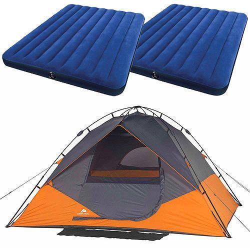 6 person instant dome tent