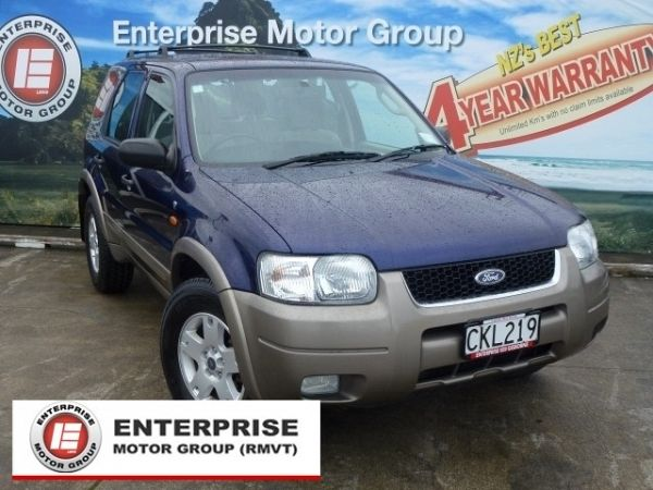 2004 Ford Escape Xlt V6 Auto Good Used Cars Ford Escape Xlt