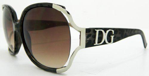 Tan Tortoise Shell DG Eyewear Sexy Bling Womans Sunglasses Shades 4045B DG Eyewear. $6.99