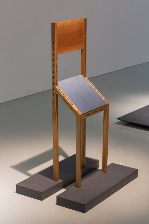 Singer Chair For Short Visits By Bruno Munari 1946