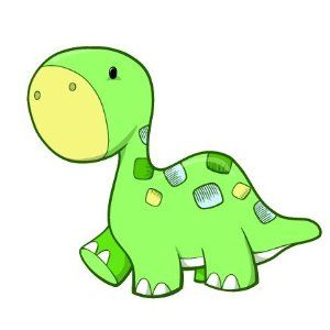 Baby Dino Drawing Baby Dinosaur Cartoon Pictures Mural