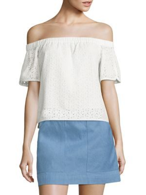 a270ae07fd9086 RAG   BONE Flavia Off-The-Shoulder Top.  ragbone  cloth  top