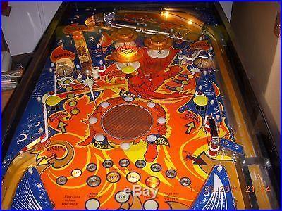 fireball classic Pinball Machine - Google Search | Pinball