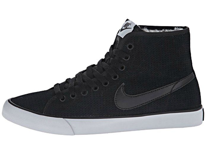 NIKE womens Primo Court Mid Suede Winter Sneakers Shoes