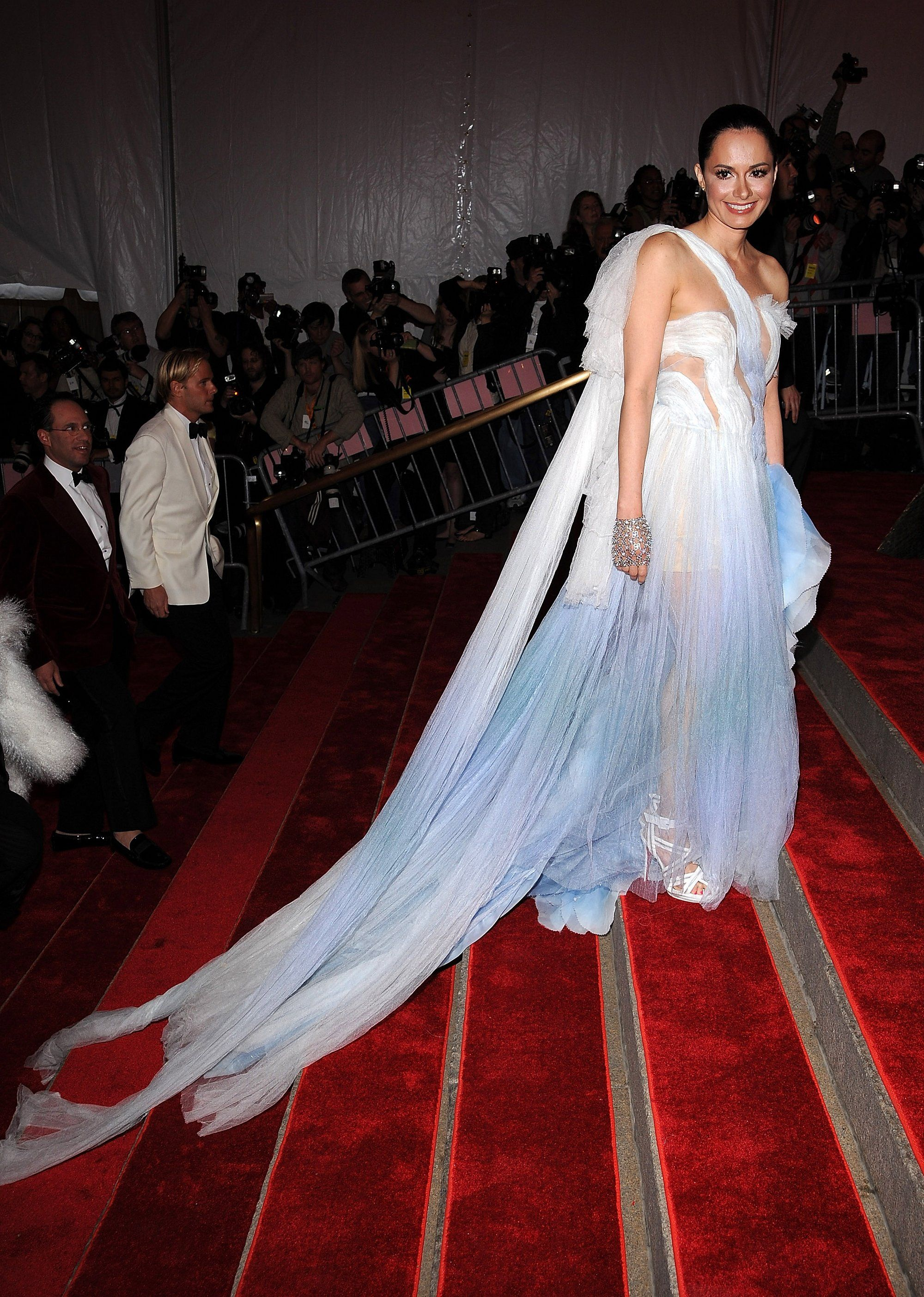 Fashion S Chicest Doctor On Why Rodarte Is Her Drug Of Choice Met Gala Fashion Gala Gowns