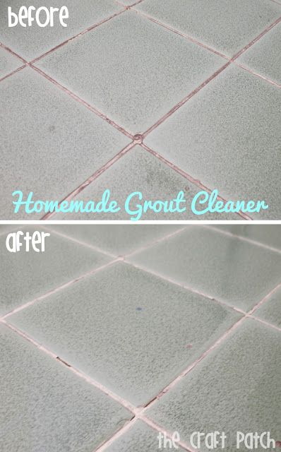 Pinterest Tested Grout Cleaner Grout Cleaner Homemade Grout