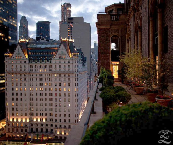 Jeanette Plaza Hotel New York Places