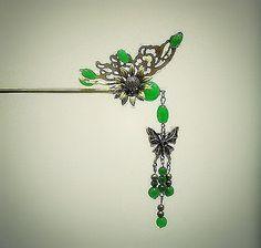 ancient chinese hair pins - Tìm với Google