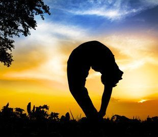 no fear ...go deeper into the posture !: