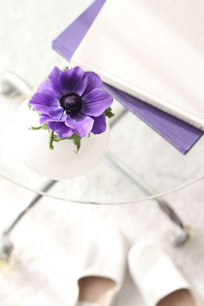 余った花は一輪挿しをつなげて飾る♪の画像   美的な押し花 カリグラフィー 花生活