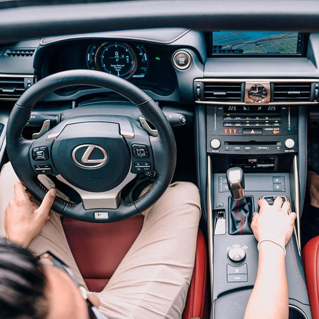 2018 Lexus IS 350 lexuscanada on Instagram LexusIS.