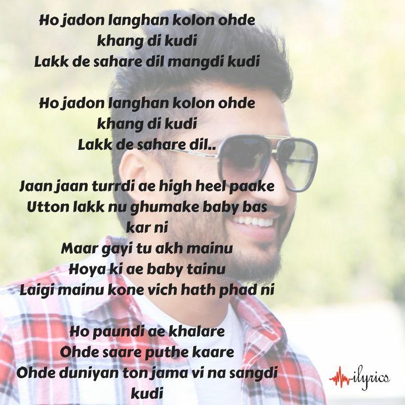 Dil Ton Black Lyrics Lyrics Song Lyrics Music Is Life