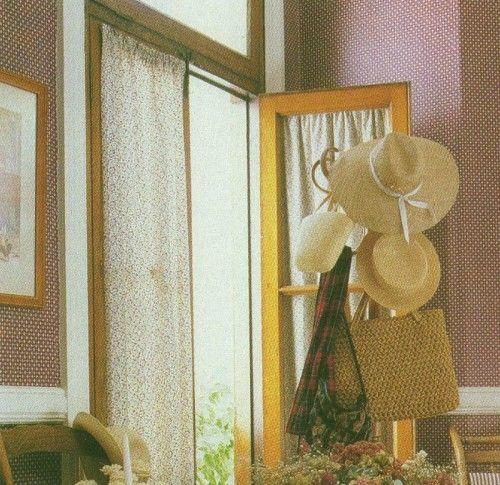 Tipos de cortinas visillos y estores cortinas ventanas - Tipos de visillos ...