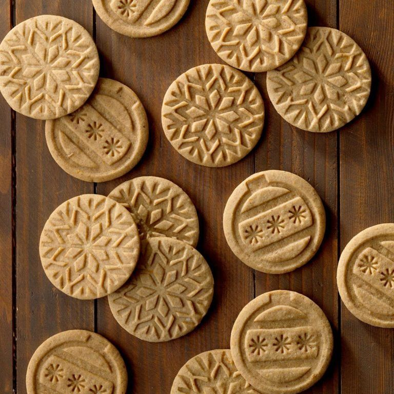 40 Christmas Cookies from Around the World Dutch