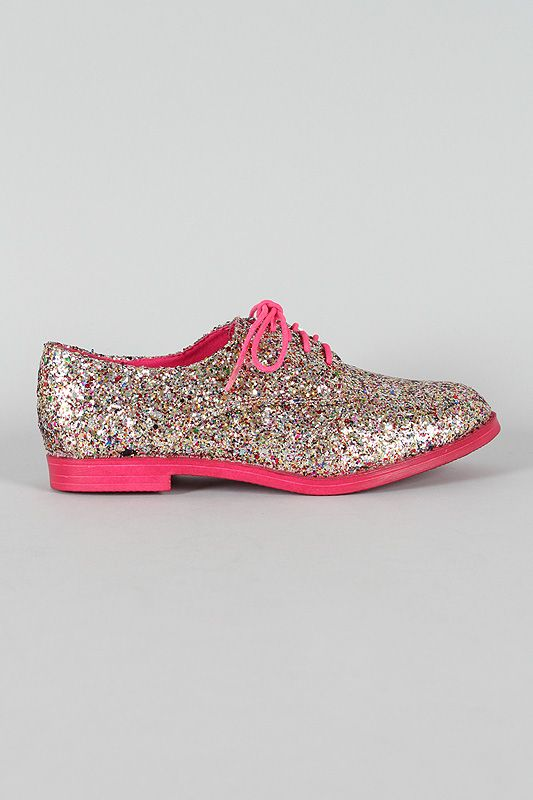 2c8b393f8256 Sparkly Oxfords!!!