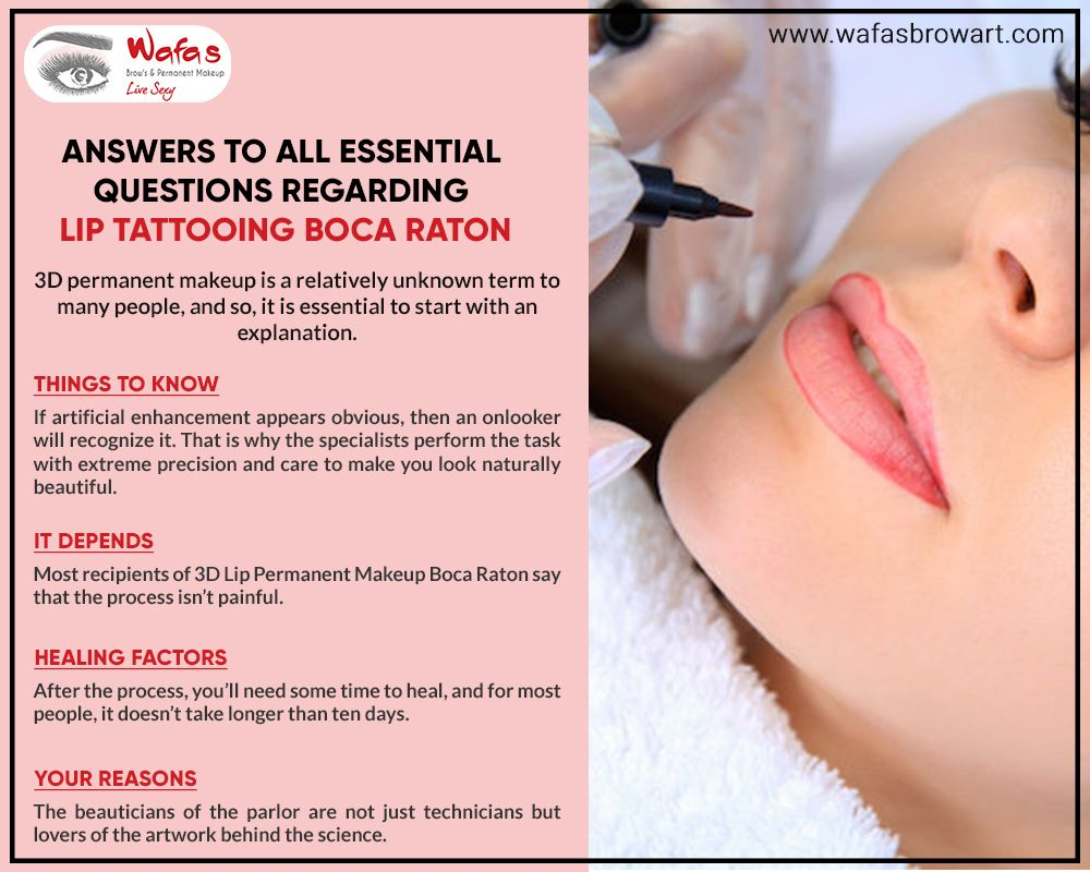 3D permanent makeup is a relatively unknown term to many