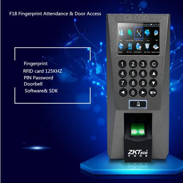Timed promotions cheapest TFT LCD Screen Fingerprint PIN Access