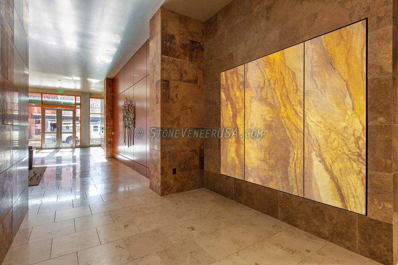 Decorative Backlit Polyester Resin Wall Panel | 0 D  Materials And Finishes  | Pinterest | Resin, Walls And China
