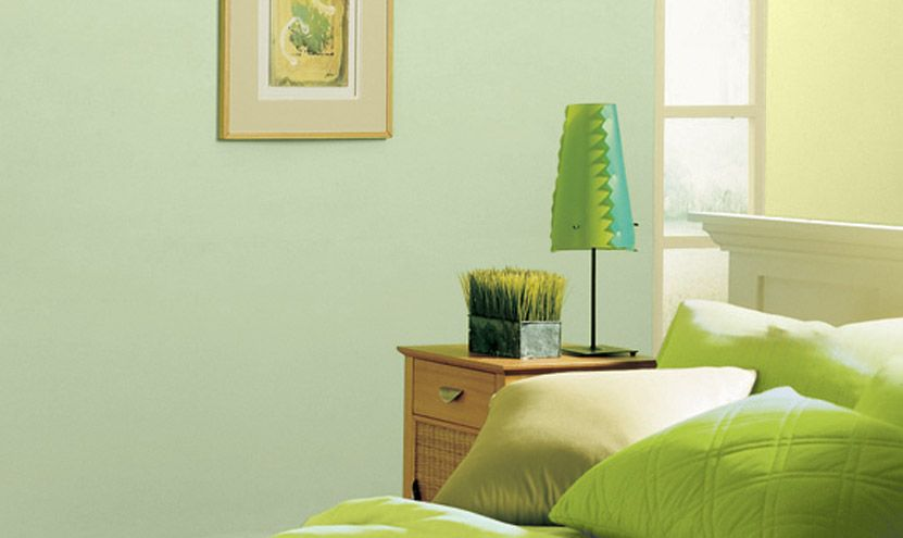 Exceptionnel LOVE This Color! Interior Paint Colors From Precious Garden...wall  Sparkling Sage