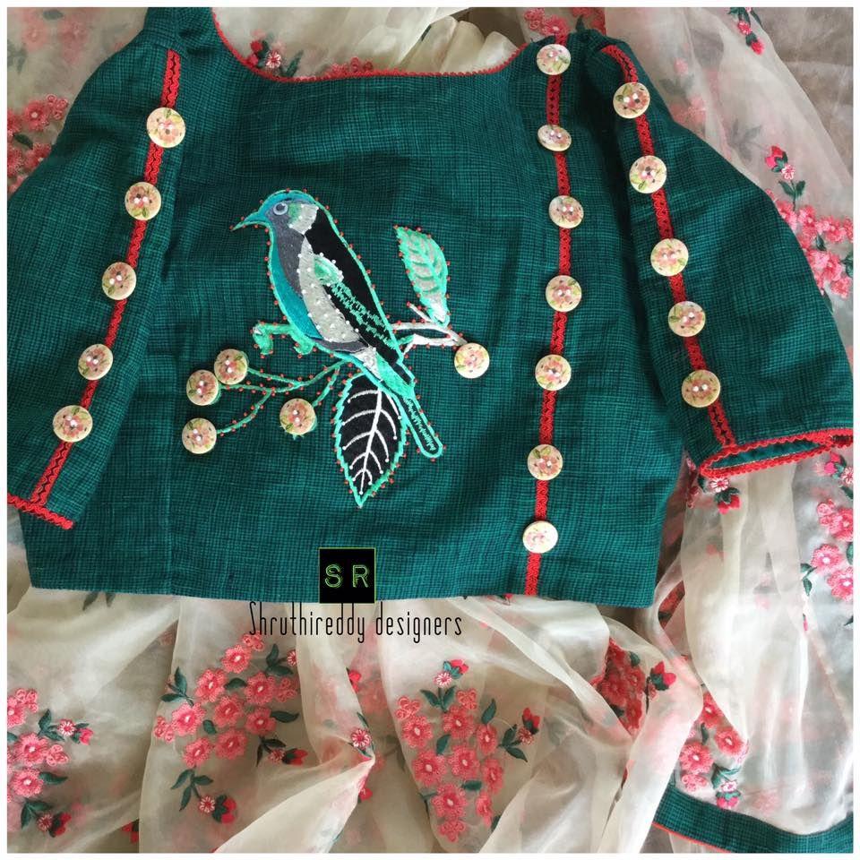 Pretty collection beautiful designer saree and designer crop top