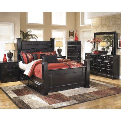 Worksop Standard Configurable Bedroom Set King Size Bedroom Sets