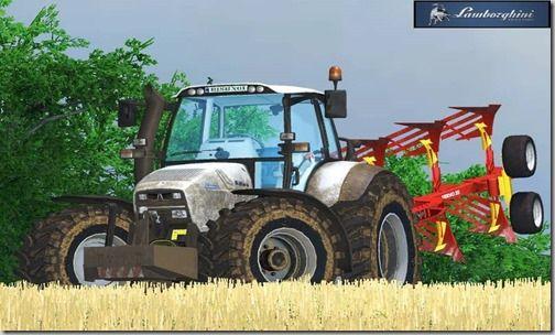 Farming simulator 2013 - Lamborghini R6 VRT135 V1.0