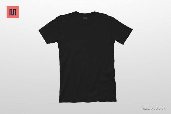 546f6a387258 T-shirt - Mockup template by Makestudio on @creativemarket | Custom ...