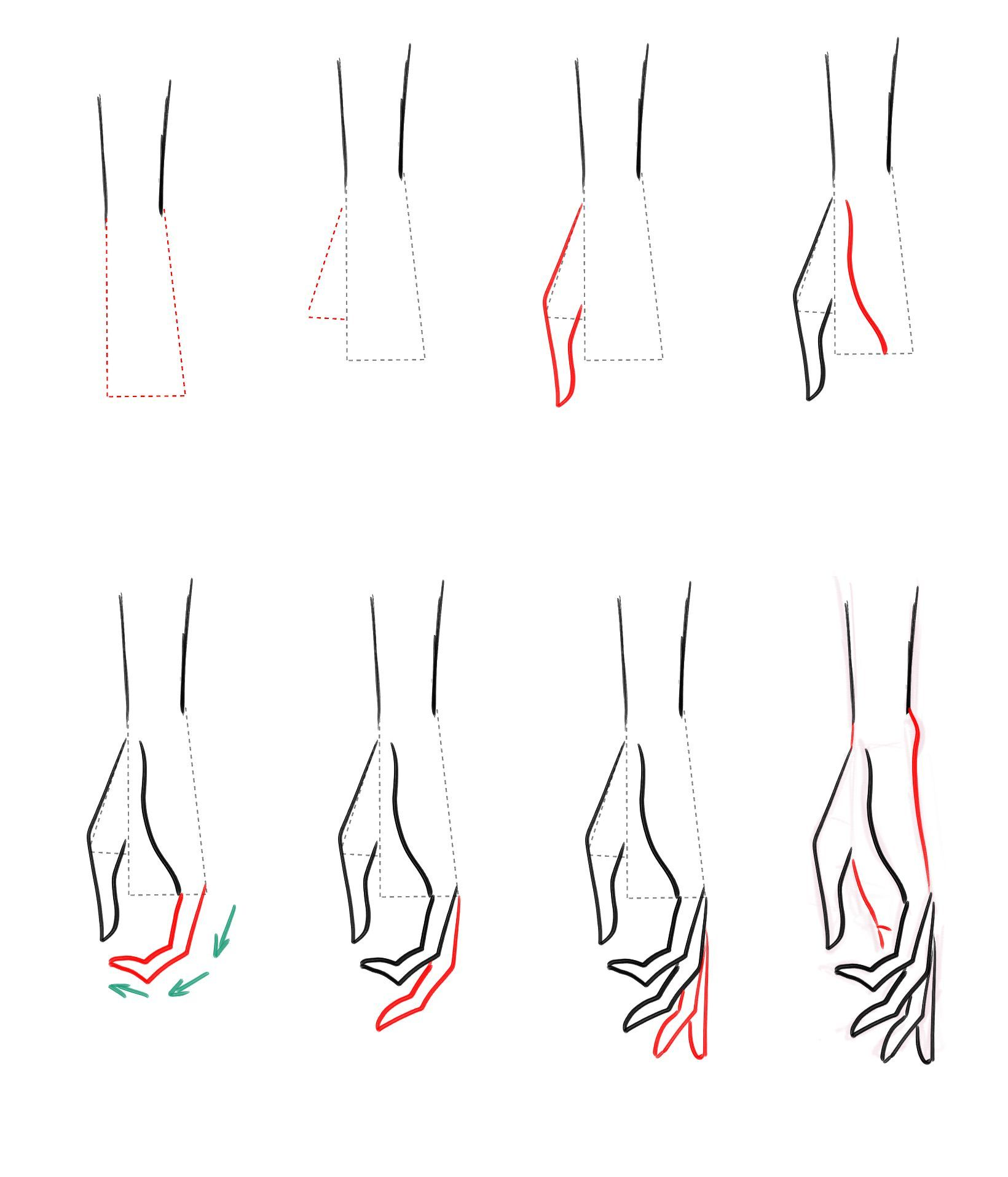 Photo of How to draw hands