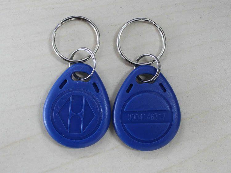 Free Samples Brand Quality Assurance Em4100 Id Keyfobs Rfid Tag 125khz Proximity Token No 2 Access Control Attendance Key Ring Rfid Tag Rfid Nfc Sticker