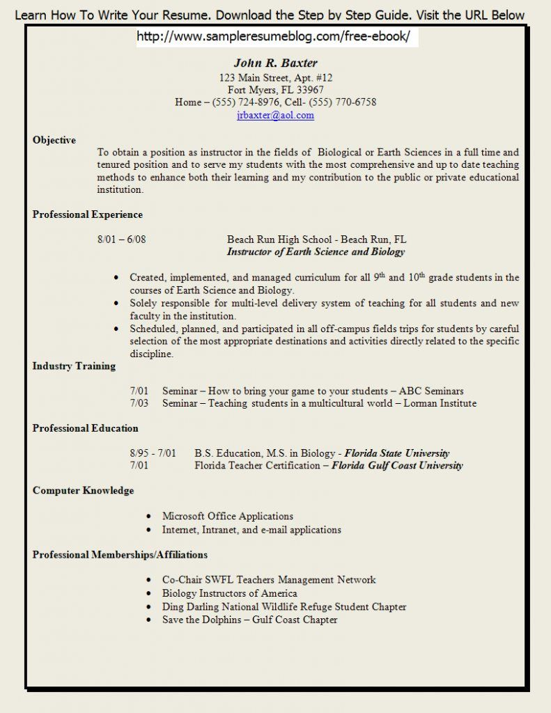 Resume templates for teaching jobs customer service engineer cover resume templates for teaching jobs customer service engineer cover baker letters template teachers best business format yelopaper Choice Image