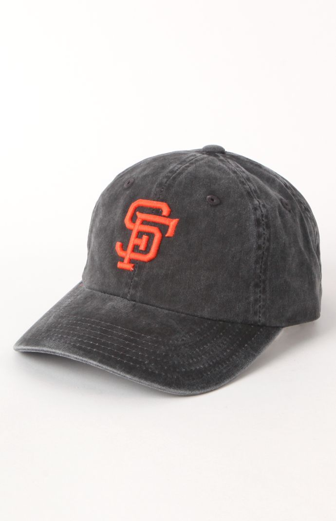 9372706aa93 American Needle San Francisco Giants Baseball Hat  pacsun ...