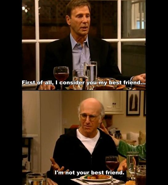 Pin By Carla King On Larry David Curb Your Enthusiasm Larry David Quotes Larry David Meme
