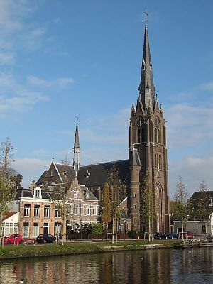 Weesp: working there for 35 years now!